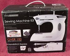 Cordless Handstitch Express Portable Sewing Machine Kit by Living Solutions EUC