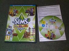 The Sims 3: 70s, 80s y 90 cosas PC DVD / MAC Expansion Pack