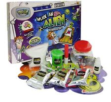 INSIDE AN ALIEN AUTOPSY WEIRD SCIENCE CHEMISTRY EXPERIMENT TOY GAME SET 44-0023