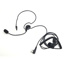 2 Pin Operator Earpiece Headset for PUXING PX777 Plus PX888 K QUANSHENG TG-UV2