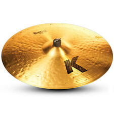 "Zildjian K0830 22"" Dark Medium Ride Cast Bronze Cymbal With Medium Profile"