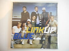 BLUE & LINK UP : YOU AND ME BUBBLIN' [ CD PROMO ] ~ PORT GRATUIT
