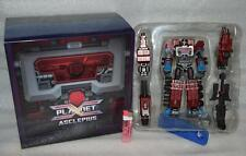 New Transformers Planet X PX-08 Asclepius FOC Perceptor Action Figure In Stock