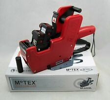 Genuine Motex 3228 Numerical Two Liner Price Labeller / Price Gun - Brand New