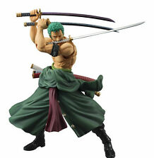 "ONE PIECE POP RORONOA ZORO SHF 7""/18cm PVC Action Figure Toy Doll New NO BOX"