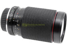 Pentax K zoom Tokina SD 35/200mm. f4-5,6. Compatibile con digitali. Splendido!