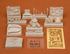 SBS Models 1/48 MITSUBISHI A6M3 ZERO HAMP COCKPIT SET RESIN & PE CONVERSION KIT