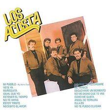 Los Acosta by Los Acosta (CD, Nov-2001, WEA Latina)