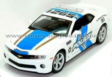 Maisto Chevrolet Camaro SS RS 2010 Police 1:24 Diecast Model Car