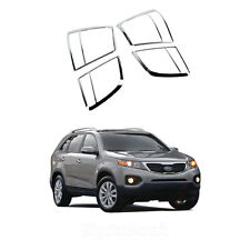 Chrome Rear Tail Light Lamp Cover Molding Trim K-570 for Kia sorento 2011-2012