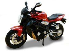 MV Agusta Brutale 1090 R rot bburago 1:18 Motorrad Modell diecast bike model