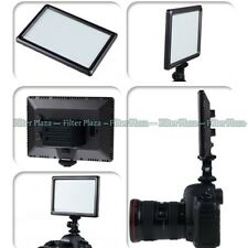 Pro Ultra Thin 112-LED Video Light Pad for Canon Nikon DSLR Camera DV Camcorder