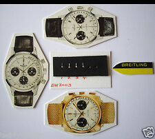 1960s/70s Breitling Chrono Totalizer Hands (white) TopTime & Chronomat (3003)