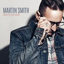 MARTIN SMITH - BACK TO THE START: CD ALBUM (May 25th 2015)