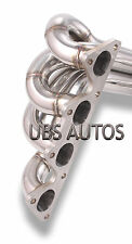 STAINLESS EXHAUST MANIFOLD 4-1 NARROW MEGAPHONE FIT HONDA CIVIC DC2 BLACK FRIDAY