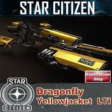 Star Citizen Dragonfly Yellowjacket - LTI - Concept Sale (BESTPRICE)