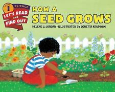 Let's-Read-And-Find-Out Science 1: How a Seed Grows by Helene J. Jordan...