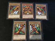 Yu-Gi-Oh Exodia The Forbidden One 5 Card Set 1st Edition/Unplayed/PACK FRESH!!