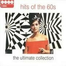Various Artists - Box set : Hits Of The 60's - The Ultimate Collection CD ALBUM