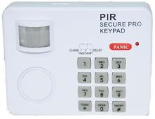 Motion sensor wirless PIR Security Alarm with keypad(home/Shed/Garage/Caravan)