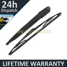 "FOR VAUXHALL OPEL ASTRA H MK5 ESTATE 2004-09 300MM 12"" REAR WIPER ARM BLADE KIT"