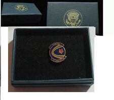 Presidential SAM FOX Lapel Pin - 1ST AIRLIFT SQUADRON ( Air Force One AF-1)