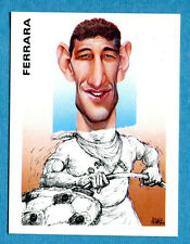CALCIATORI PANINI 1993-94 -Figurina-Sticker n. 357 - FERRARA CARICATURA -New
