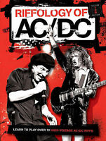 Riffology Of AC/DC, AC/DC, New Book