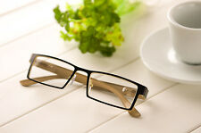 Designer Thin Steel Sheet Metal Reading Glasses Reader Spectacles Free Shipping
