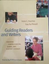 Guiding Readers and Writers Grades 3-6: Teaching, Comprehension, Genre, and Co