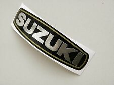 Suzuki GT750 TS100 TS125 TS 100 125 Crankcase Engine Cover Emblem Sticker Decal