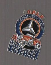 Pin's Mercedes Benz / CPLP Concessionnaire