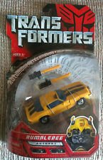 VINTAGE TRANSFORMERS THE MOVIE SERIES DELUXE BUMBLEBEE CLASSIC CAMARO MOC 2007