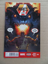 Mighty Avengers  14 . Final Issue - Marvel 2014 - VF
