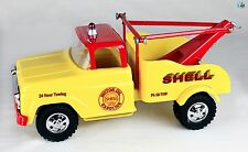 Awesome 1950 Original Restored Vintage Tonka Shell Tow Truck