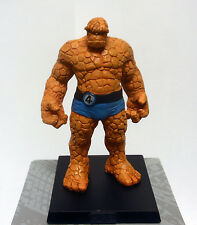 THE THING LA COSA FIGURE MARVEL COMIC EAGLEMOSS COLLECTION