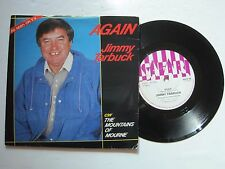 "JIMMY TARBUCK - AGAIN - 7"" 45 rpm vinyl record"
