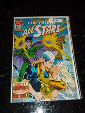YOUNG ALL-STARS Comic - No 15 - Date 08/1988 - DC Comics