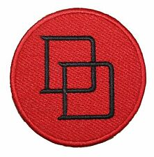 Dare Devil Embroidered Patch Badge 9cm Wide Iron or Sew on Fast Post