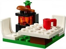 Lego Garden Barbecue Set with Table & Chairs NEW!!!