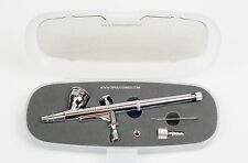 Airbrush Sparmax Max35 Max-35 0.35mm nozzle 2ml cup gravity feed double action