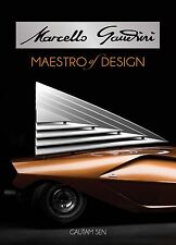 Marcello Gandini: Maestro of Design by Gautam Sen.  Signed by author and Gandini