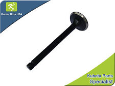 New Intake Valve for Kubota KX121-2 KX121-2(S SERIES)