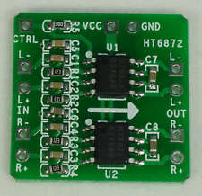 HT6872 Audio Amplifier Board