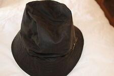 Donna NUOVI CON ETICHETTA'S firma BARBOUR Cera Cotone Verde Oliva Classico Cappello UK Piccolo