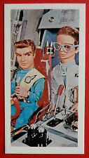Barratt THUNDERBIRDS 2A SERIE CARD # 25-Virgil ascoltando attentamente cervello