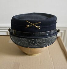 Vintage & Rare 19th Century Union Army American Spanish War Forage Cap