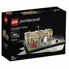 LEGO ARCHITECTURE 21029 - Buckingham Palace - Jeu de construction *NEUF*