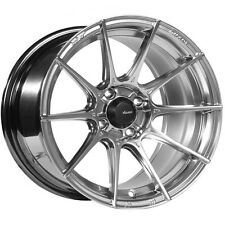 Advanti Racing 79H Storm S1 15x7 4x100 +35mm Titanium Wheel Rim