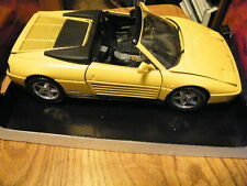 MIRA GOLDEN LINE 1/18TH FERRARI 348  MINT
